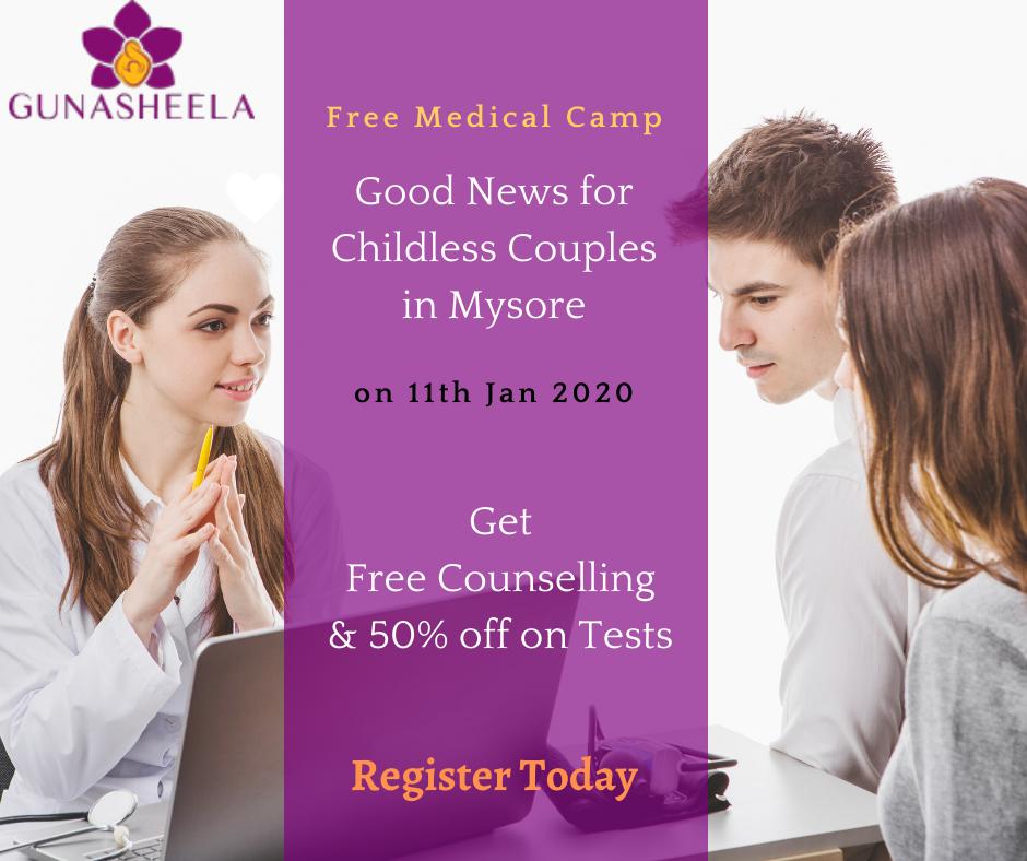 Gunasheela Mysore Camp